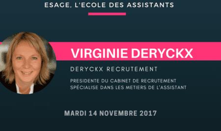 MasterClass Anne-Sophie GUEROULT, Directrice du cabinet de recrutement