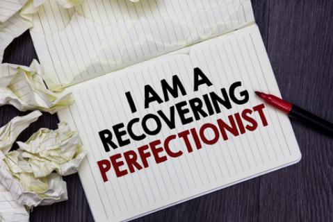 La vérité cachée derrière le perfectionnisme