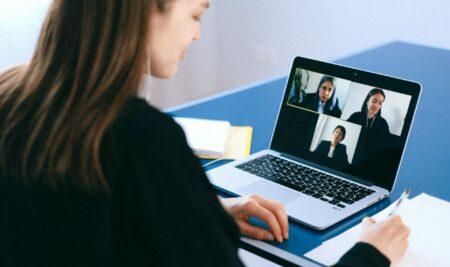 5 conseils pour adapter l'entretien par visioconférence à l'heure du télétravail